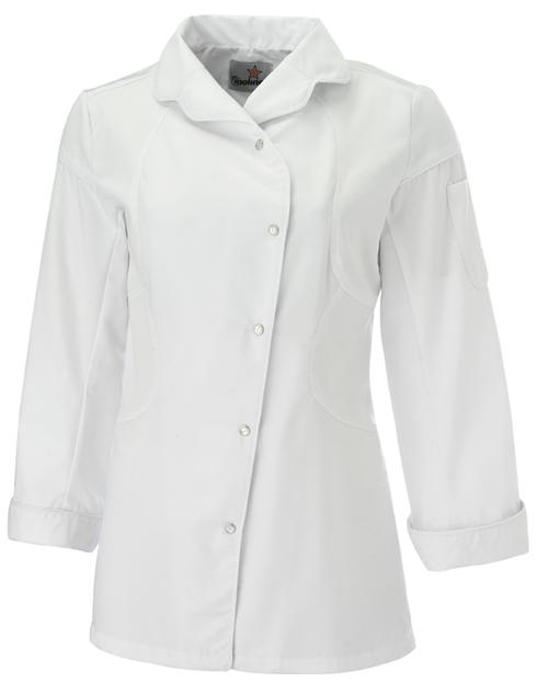 Veste de cuisine femme for Achat veste de cuisine