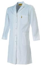 blouse de chimie pina 100 coton blanc femme. Black Bedroom Furniture Sets. Home Design Ideas